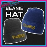BEANIE HAT KEITH LEMON BANG TIDY SLOGAN